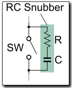 Snubber schematics