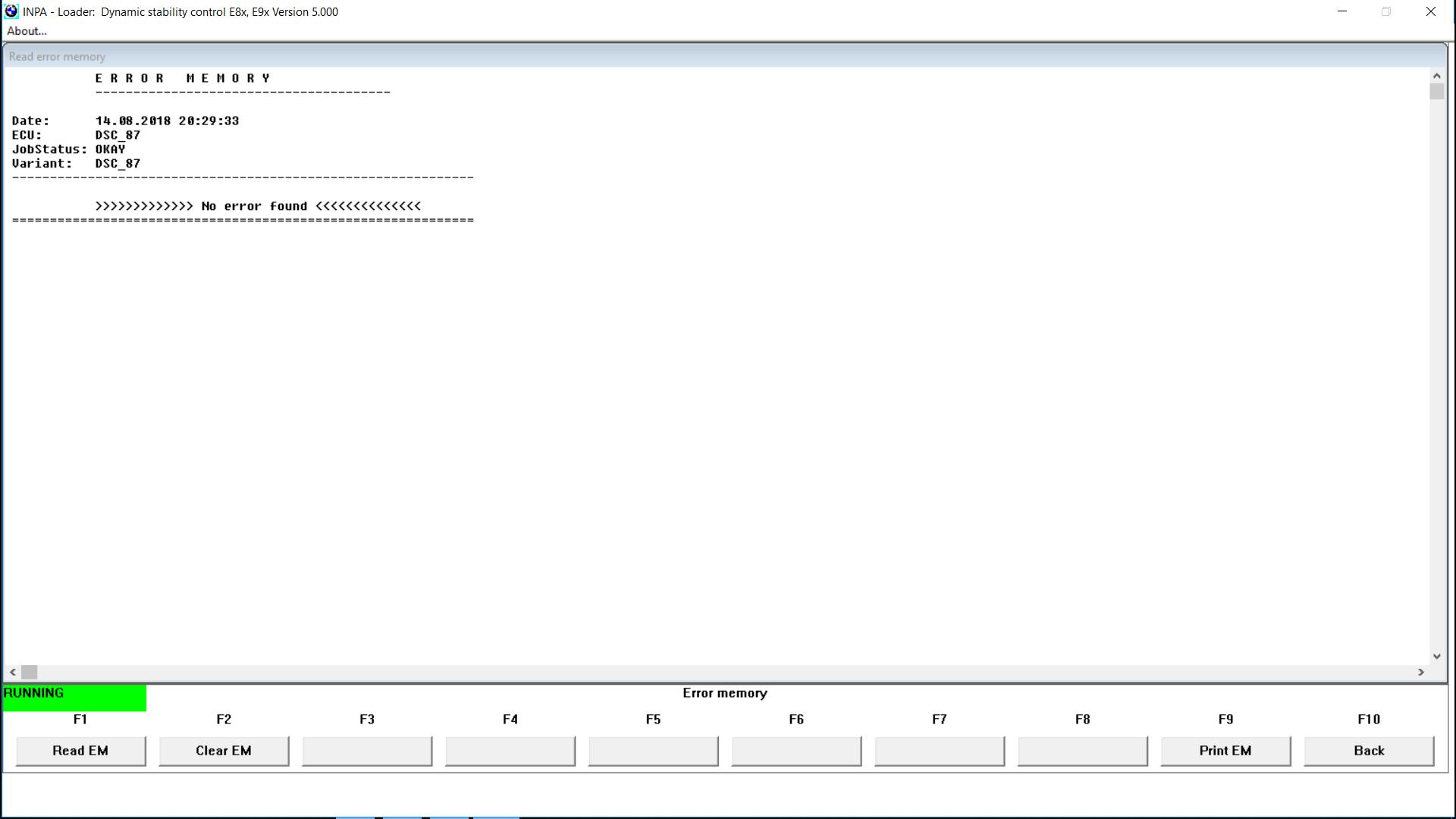 E90 Abs Dsc Problem Bimmerprofs Com Nox Emulator Noxem 129 130 402 Developed For Bmw N43 N53 Series Engines